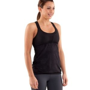 Lululemon Run: Stuff Your Bra tank top size 6